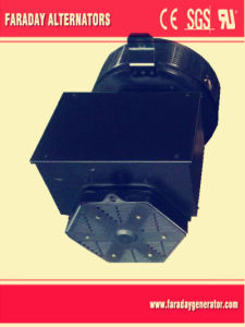 Faraday Magnet Generator / Made in China AC Brushless Synchronous Alternator pictures & photos
