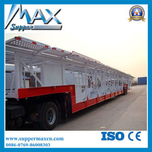 Car Loading Trailer, Car Semi Trailer, Car Carrier Trailer for Sale pictures & photos