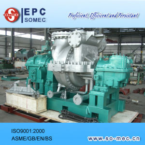 Back Pressure Steam Turbine pictures & photos