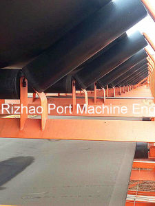 SPD Belt Conveyor Idler for Wood Chip pictures & photos