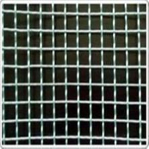 Electro Galvanized Iron Square Wire Mesh (anjia-610) pictures & photos