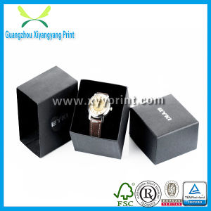 Custom Paper Cardboard Watch Gift Box with Good Price pictures & photos