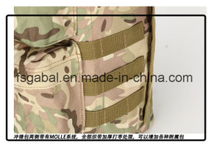 Outdoor Assualt Tactical Camouflage CS Army Sport Single Shourder Backpack pictures & photos