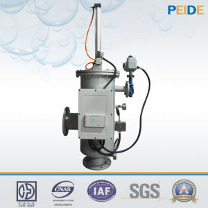 Wide Applications Bernoulli Backwash Water Filter pictures & photos