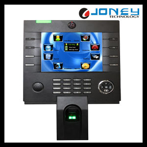 Zk Software 8′′color TFT Screen Employee Biometric Fingerprint Time Attendance Scanner (JYF-iclock3800) pictures & photos