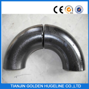 6 Inch Welded Carbon Steel Elbow Pipe Fittings pictures & photos