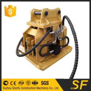 Construction Parts of Plate Compactor for Excavator Plate Compaction pictures & photos