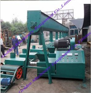 China Factory Wood Sawdust Charcoal Briquette Press Making Machine pictures & photos