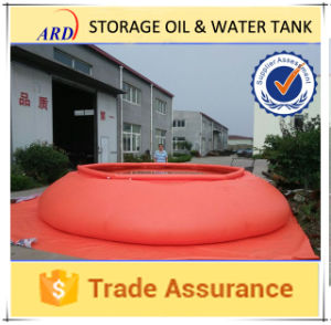 Square Sealing Flexible Recycling Water Bladder Tank