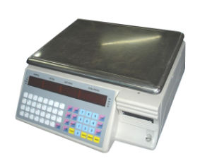 Printing Scale Prniter Weighing Scale pictures & photos