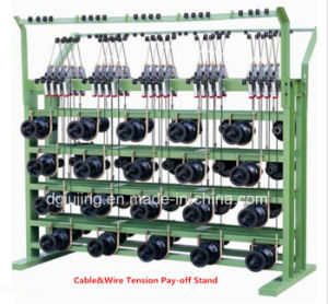 Cable Wire Tension Pay-off Stand Cable Machine pictures & photos
