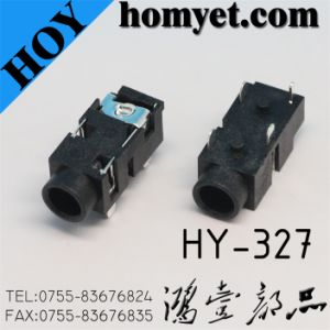 High Quality 3.5mm Socket/Phone Jack (Hy-327) pictures & photos