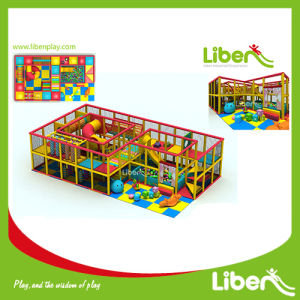 CE Proved New Designed Hottest Indoor Playground Equipment pictures & photos
