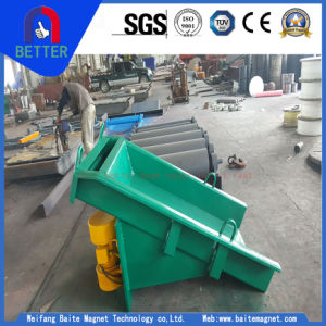 ISO9001 Dz (GZG) Motor Vibration Feeder with Shaking Table pictures & photos