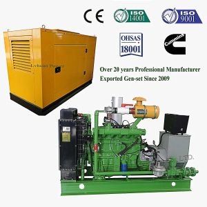 CE ISO Reliable China Manufacturer Biogas Gas Generator 150kw pictures & photos