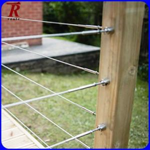 china exterior stainless steel cable railing cable balustrade cable post china glass railing. Black Bedroom Furniture Sets. Home Design Ideas