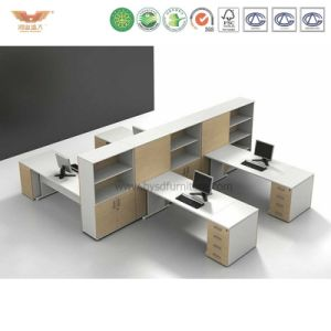 New Style Melamine Office Workstation Desk Office Partition pictures & photos