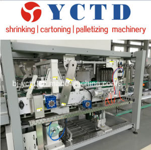 bottle beverage shrink wrapping machine pictures & photos