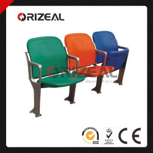 Arena Seating/Folding Plastic Stadium Seating/Plastic Arena Seating (OZ-3063) pictures & photos