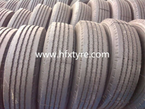 Low Platform Trailer Tyre, 10.00r15 1000r15, Aeolus Brand, Truck Tyre pictures & photos