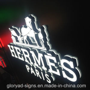 Mini LED Back Lit & Front Lit Acrylic Letter Sign pictures & photos