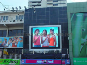 Outdoor Video Solution P16mm LED Digital Billboard pictures & photos