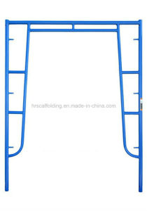 "5′*6′4"" Scaffold Walk Thru Frame pictures & photos"