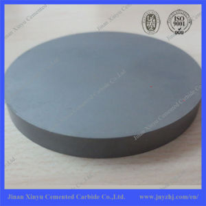 Blank Tungsten Carbide Round Plate pictures & photos
