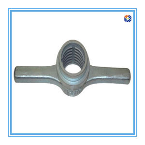 Cast Iron Adjustable Nut by Castings Processing pictures & photos