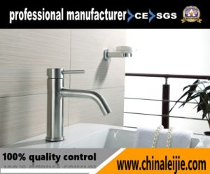304 Stainless Steel Basin Faucet Water Tap Sanitary Ware pictures & photos