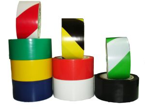 PVC Floor Marking Tape (JPVC130) pictures & photos