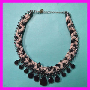 Handmade Fashion Double Jewelry Necklace pictures & photos