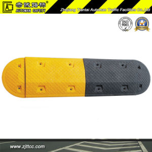 Recycled Reflective Plastic Road Bumps for Packing Lots (CC-B49) pictures & photos