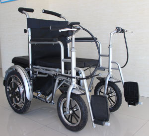 Convenient Four Wheel Mobility Scooter Electric Wheel Chair (FP-EMS03) pictures & photos