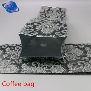 China Supply Coffee Bag with Valve pictures & photos