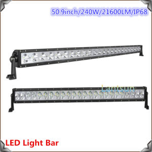 240W 9~30V LED Rigid Light Bar (LED9-240W) pictures & photos