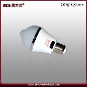 Human Body Induction Lamp LED Bulb with CE RoHS