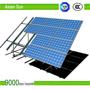 PV Solar Ground Mount Bracket/Solar Panel Structure pictures & photos