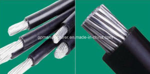 Aluminum Conductor XLPE Insulation Aerial Bundle Cable for Project pictures & photos
