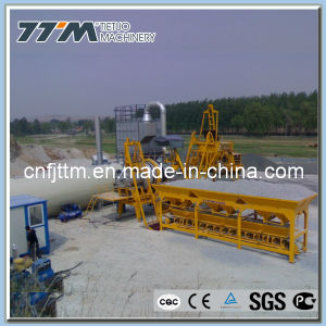 20TP Mobile Asphalt Mixer, Asphalt Mixing Equipment pictures & photos