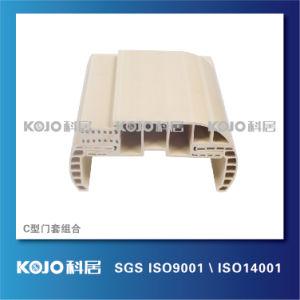 OEM/ODM Adjustable WPC Door Frame Line Architrave (MT-6036) pictures & photos