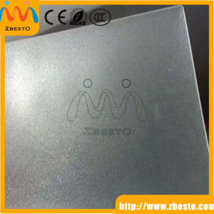 Ar, Anti Reflective Coated Tempered Patterned Solar, Photovoltaic Glass pictures & photos