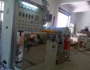Micro High Speed FEP Extrusion Line pictures & photos