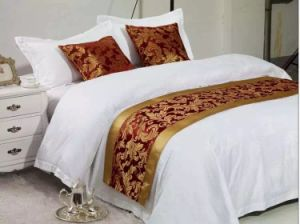 King Size Luxury Hotel Bedding Sets pictures & photos