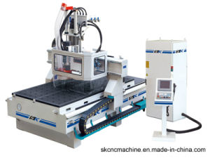 Disc Type Atc Tool Changer CNC Router Machine (SK-M481H)