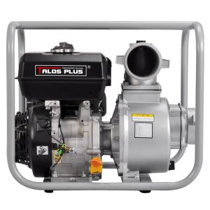 4 Inch Gasoline Water Pump (WP40) pictures & photos