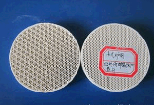 Infrared Furnace Honeycomb Cordierite Ceramic Plate pictures & photos