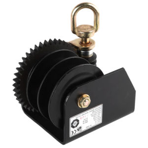 Worm Gear Winch (H-1500) pictures & photos