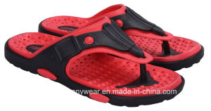 EVA Injection Slipper Shoes (815-5200) pictures & photos