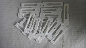 Injection Moulding Electrical Chassis Accessories Plastic Bracket pictures & photos